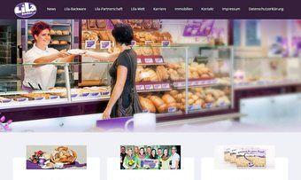 Die Bäckereikette Lila Bäcker betreibt rund 400 Filialen.