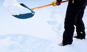 Wenn der Schnee kommt, heißt es, aktiv zu werden.