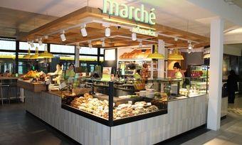 Die neue Sandwich Manufaktur am Berliner Flughafen.