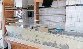 Verwüstet Hochwasser den Laden, steht der Betrieb lange still.