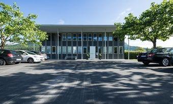 Der Hauptsitz der CompData Computer GmbH in Albstadt.