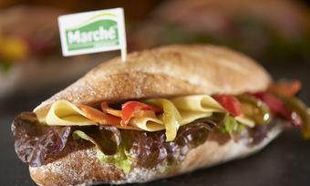 Der Gastronomiebetrieb macht auch im Zeichen von Bäckersnacks gute Geschäfte.