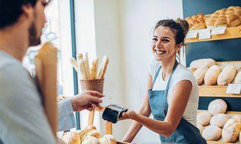 Vectron und Epay wollen das Bezahlen mit Karte in Bäckereien attraktiver machen.