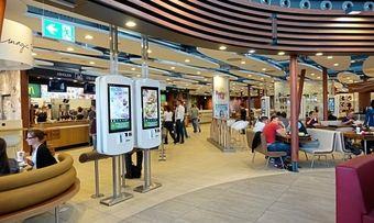 Fast Food bleibt ein Wachstumstreiber in der Gastronomie.