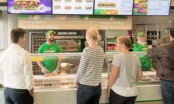 Subway setzt erfolgreich auf individuelle Sandwiches.
