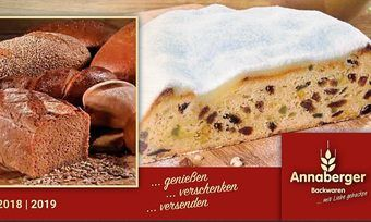 Die Bäckerei Annaberger Backwaren will Spezialitäten wie Weihnachtsstollen nach China verschiffen.