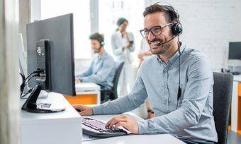 Betriebe können sich von der BGN per Videokonferenz beraten lassen.