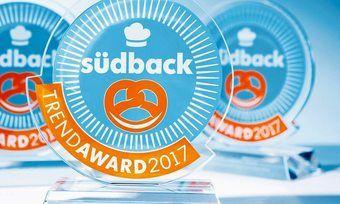 Auch 2019 zeichnet die Südback wieder innovative Unternehmen mit dem Trend Award aus.