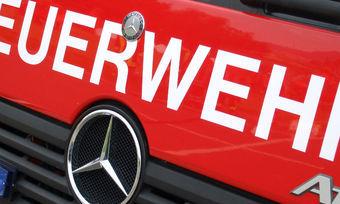 Ein nicht alltäglich Einsatz für die Feuerwehr: Sie musste verbrannte Brote aus einem Backofen holen.