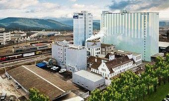 Am neuen Produktionsstandort in Olten sollen täglich rund 150 Tonnen Kakaomasse hergestellt werden.