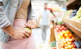 """Laut Studie wird im Einzelhandel nach wie vor gestohlen, """"was nicht niet- und Nagelfest ist""""."""
