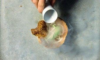 Food-Designer David Marx möchte Gastroeis mit ungewöhnlichen Geschmackskombinationen auf die Straße bringen.