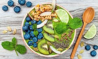 Bowls sind der angesagteste Ernährungstrend in sozialen Netzwerken.