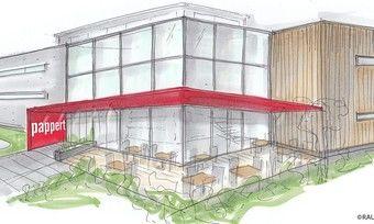 So stellen sich die Bauherren ihr neues Backhaus vor.