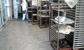 Symbolfoto: Kontrolleure finden in Betrieben immer wieder mangelhafte Hygieneverhältnisse vor.