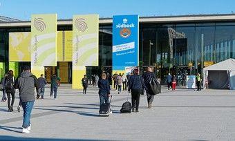 Eine größere Ausstellungsfläche erwartet die Besucher der Südback.