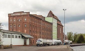 Die Mühle in Jarmen wird im September 2020 ihren Betrieb einstellen.