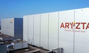 Der deutsche Standort von Aryzta in Eisleben.