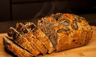 Das Paleo-Brot von Brento.