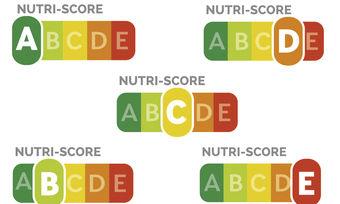 Die Farbkennzeichnung des Nutri-Score zeigt eine Bewertung des Gehalts an Zucker, Fett und Salz sowie anderer Bestandteile.