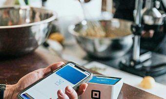 Mobile Payment als eine Möglichkeit: Unterschiedliche Bezahloptionen sind gefragt, auch in der Bäckerei.