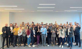 ADB-Lehrkräfte bei ihrer Jahrestagung in Heidelberg.