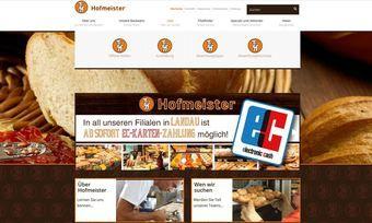 Auf der Homepage bietet Hofmeister noch offene Stellen an.