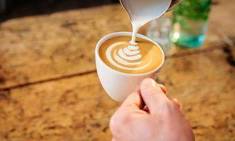 Schottland steht auf Kaffee: Edinburgh ist Europas Kaffeehauptstadt.