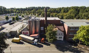 In den Firmensitz und die Produktion der Mestemacher-Gruppe in Gütersloh soll satt investiert werden.