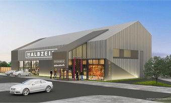 So ist das Kooperationsprojekt der Bäckerei BeckaBeck und der Metzgerei Failenschmid geplant.