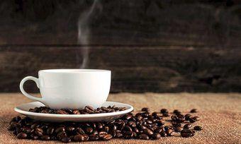 Kaffee macht munter, aber offensichtlich nicht geistreicher.