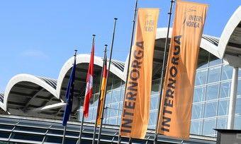 Die Fahnen der Internorga sollen im Juni wehen.