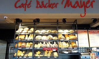 Die Bäckerei Mayer betreibt aktuell 41 Filialen, eine davon in Köngen.