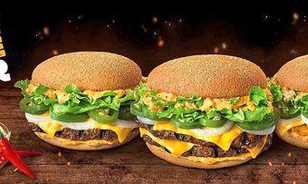 Beim Burger-Kauf sollen Kunden zukünftig den Laden seltener betreten.
