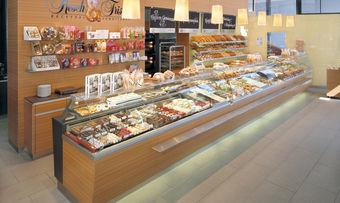Die Welser Großbäckerei Resch & Frisch betreibt auch 18 eigenen Filialen in Oberösterreich.